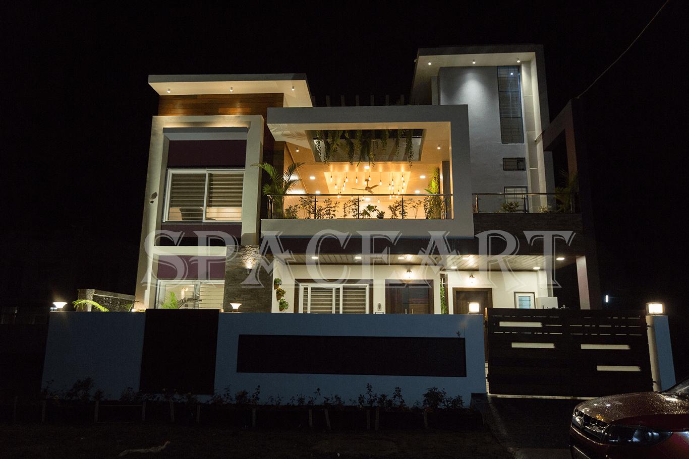 Kulshreshtha's-Residence-Space-Art