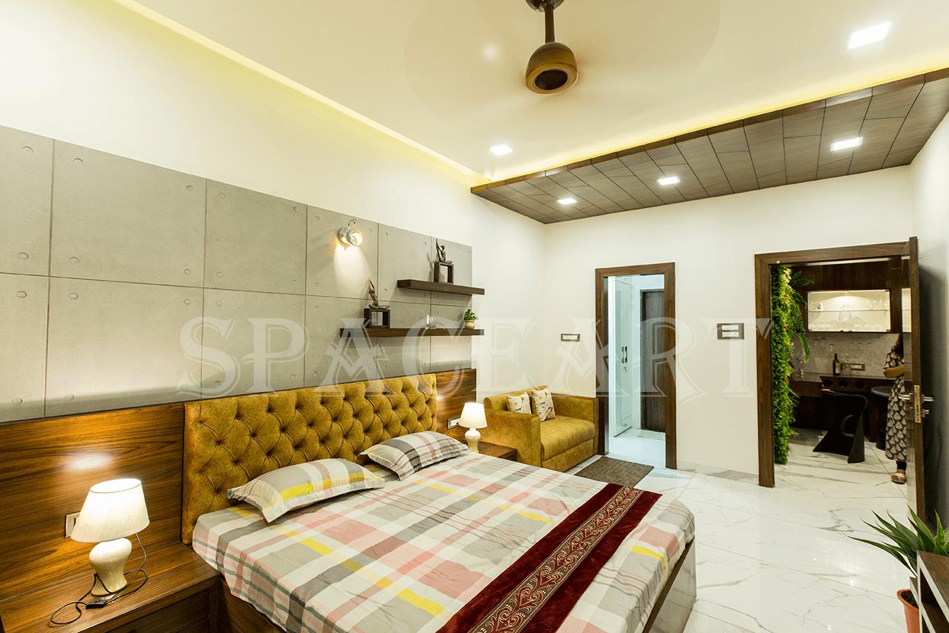 Kulshreshtha's Residence-Space-Art
