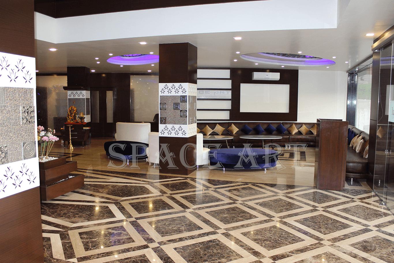 Hotel Nirmal Residency-Space-Art