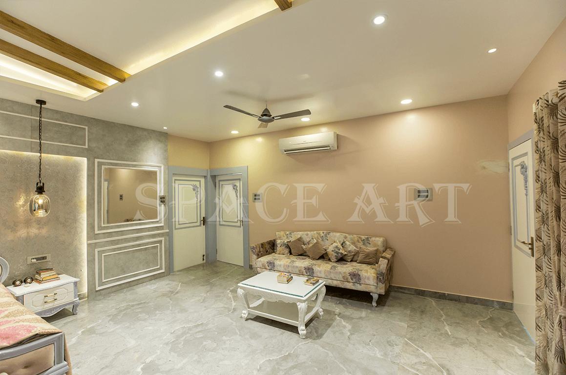 Khan's Residence-Space-Art