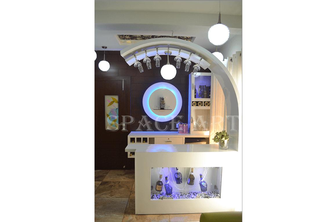 Juneja's Residence-Space-Art